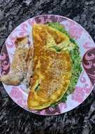 filet de merluza al horno con verduras