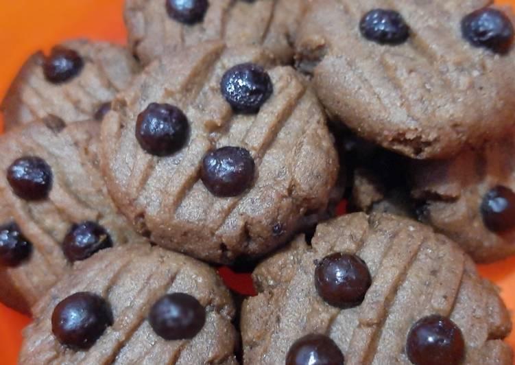 Resep Cookies simple (teflon), Enak Banget