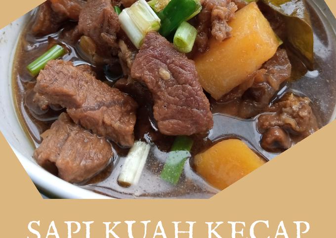 Sapi Kuah Kecap - projectfootsteps.org