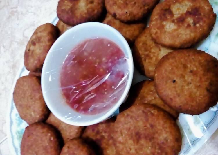 Easiest Way to Make Perfect Shaami Kabab