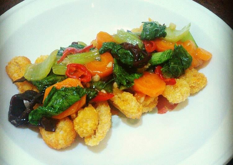 Nugget Siram Sayuran