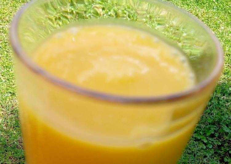 Step-by-Step Guide to Make Ultimate Mango smoothie