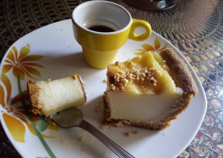 Step-by-Step Guide to Prepare Ultimate Flan pâtissier 🍰