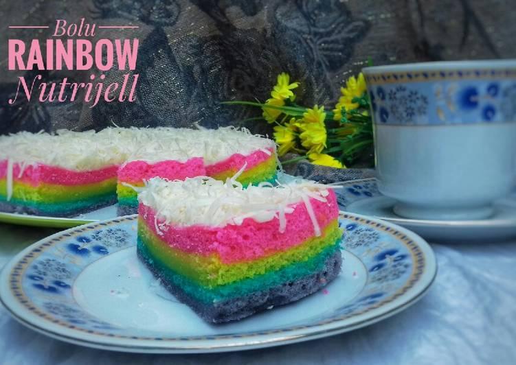 Bolu Rainbow Nutrijell