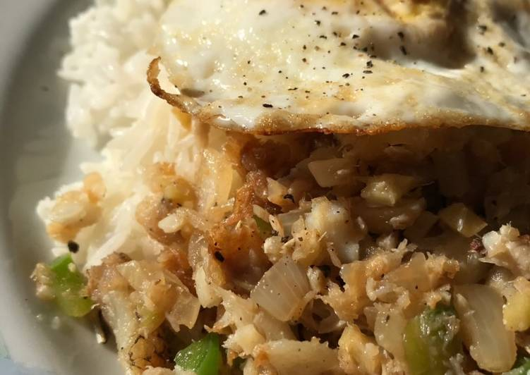 How to Prepare Yummy Mom's Fish Sisig