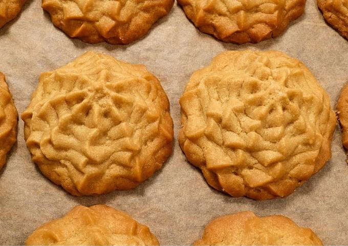 Coffee Butter Cookies Recipe | Hong Kong Jenny Bakery Style