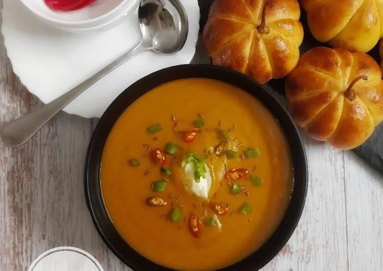 Cream of Lentil soup - Laurie G Edwards