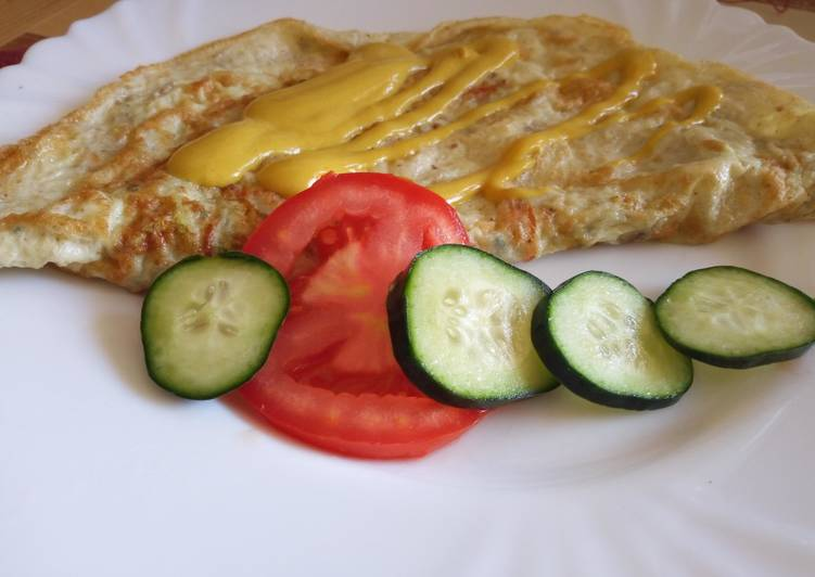 Low Carb Diet Omelette