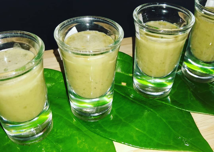 Easiest Way to Prepare Award-winning Paan Shots