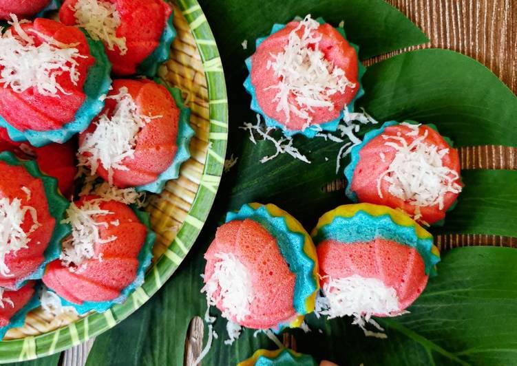 Apam Nasi Rose Merdeka - resepipouler.com