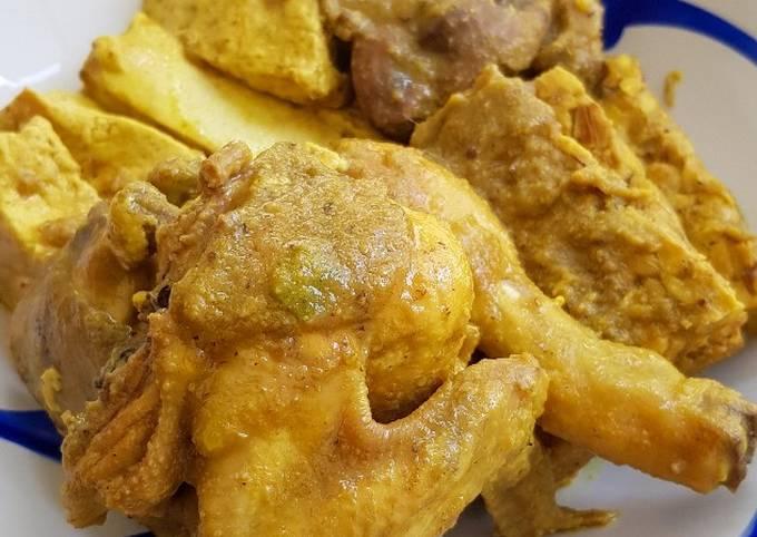 Ayam Ungkep Siap Goreng