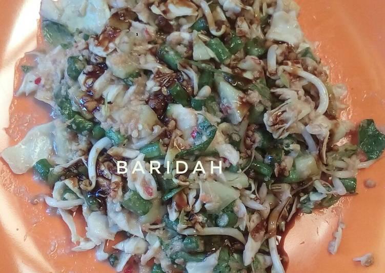 Karedok Medok : Salad Indonesia