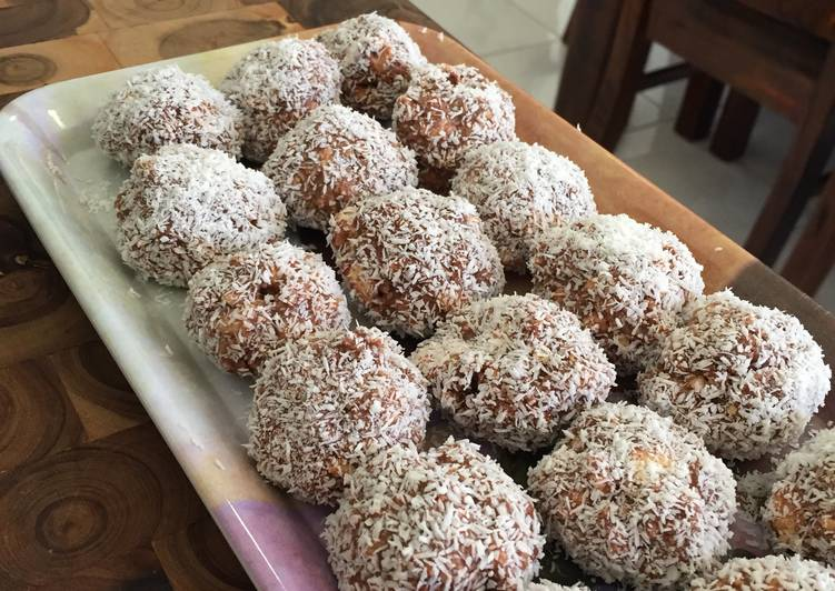 Chocolate Balls - Laurie G Edwards