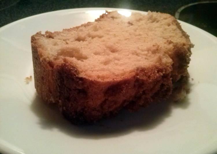 Recipe: Yummy Coffee Crumble Cake