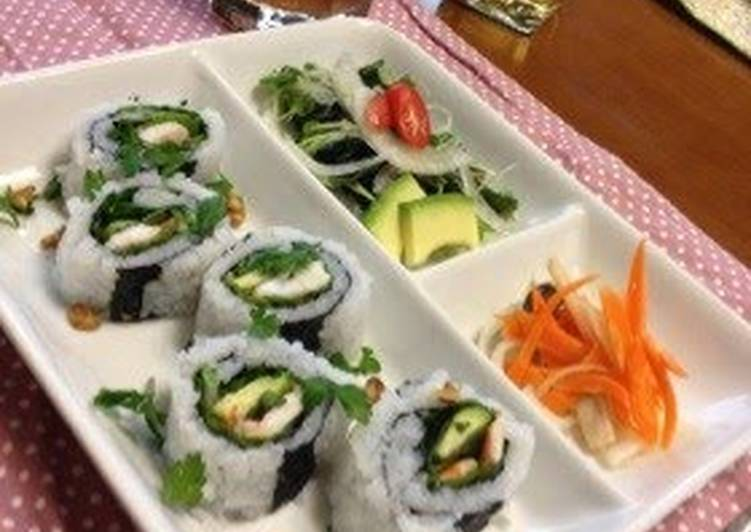Step-by-Step Guide to Prepare Favorite California Rolls