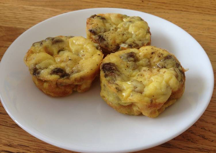 30 Minute Recipe of Winter Egg Muffins Under 120 Calories