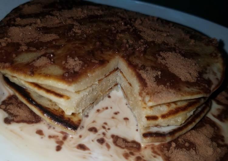 Recipe of Speedy Pancakes