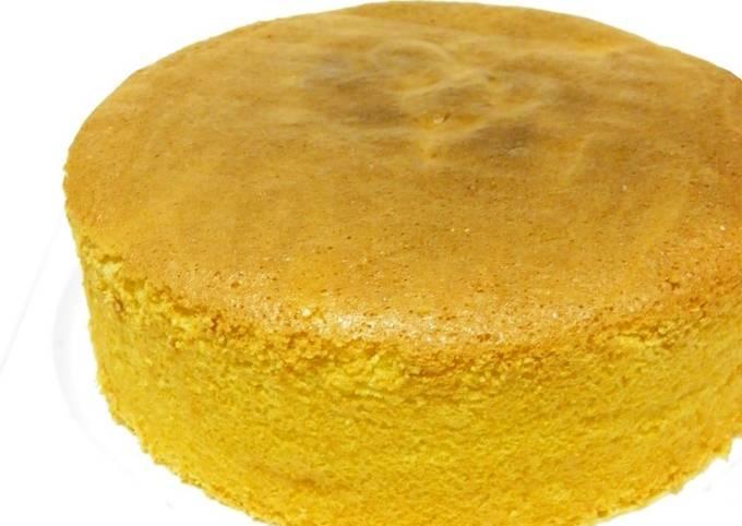 Tips for Basic Sponge Cake