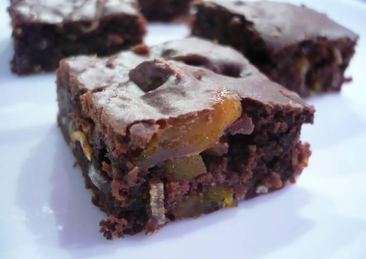 Macrobiotic Brownies for the Allergen-Sensitive