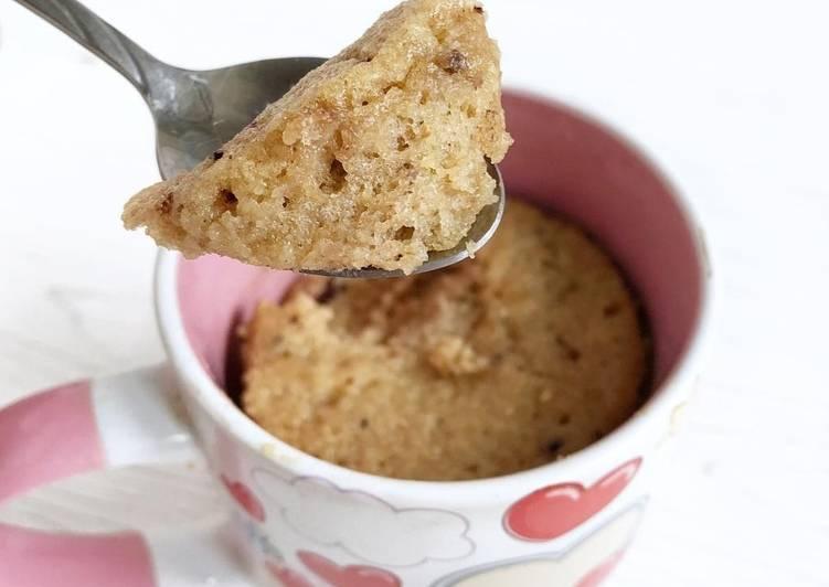 La Meilleur Recette De Mugcake cacao