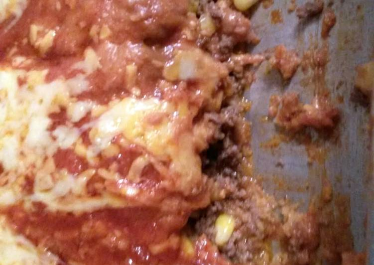 Enchilada Bake, Some Foods That Benefit Your Heart