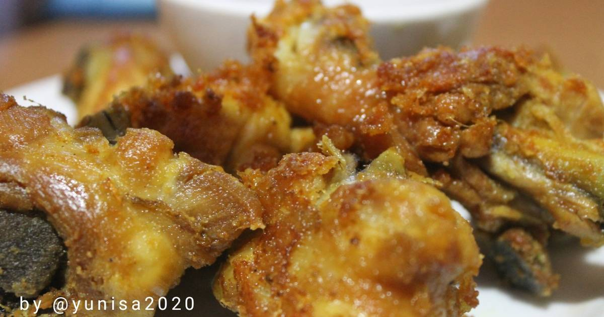 240 Resep Ayam Goreng Ungkep Empuk Enak Dan Sederhana Ala Rumahan Cookpad