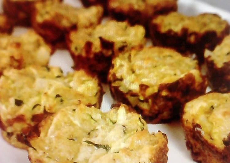 Recipe of Favorite Zucchini Muffins