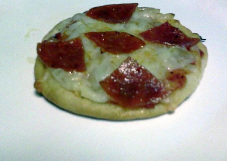 Mini Thin Crust Pizzas