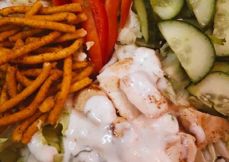 Recipe: Yummy Simple Salad