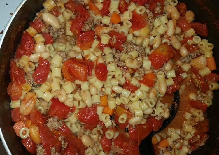 Jenn's Quick and Easy Pasta Fogioli, Foods That Benefit Your Heart