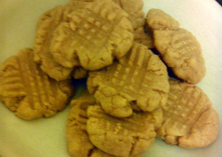 How to Prepare Any-night-of-the-week Peanut Butter Cookies