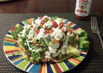 Easiest Way to Make Delicious Refreshing Taco Salad