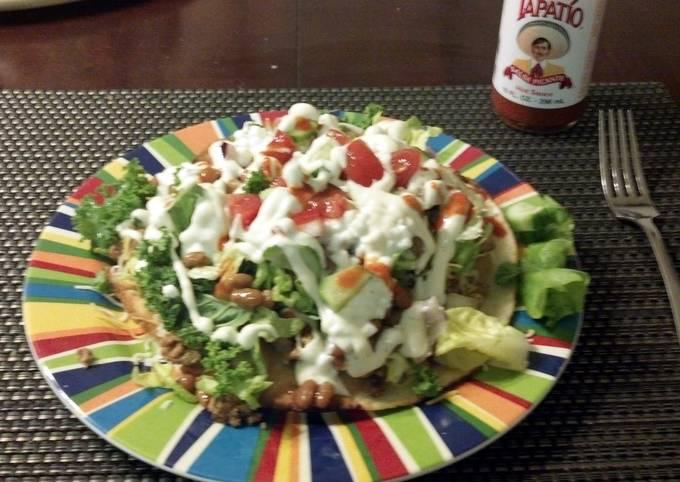 Refreshing Taco Salad