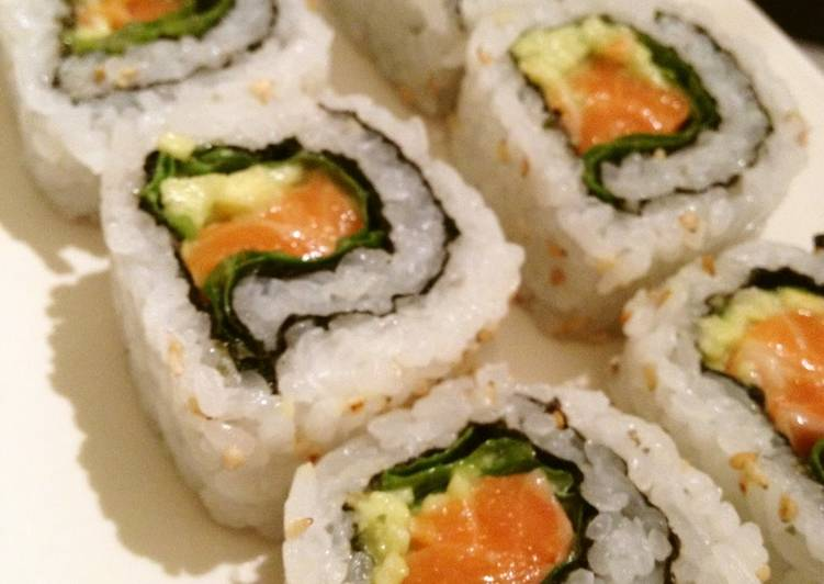Easy and Healthy California Roll