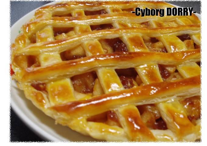 Recipe: Appetizing Mock McDonald's Apple Pie