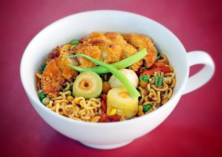 Sundanese Noodle [ Mie Heben ]