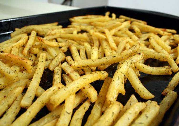 Dilly Fries
