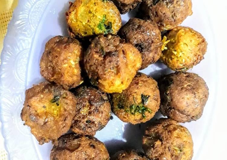 Easiest Way to Make Favorite Meat balls