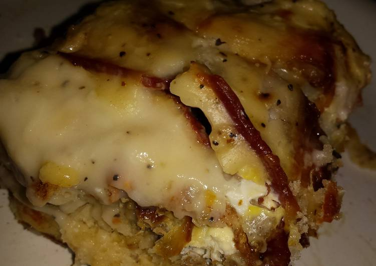 Step-by-Step Guide to Make Speedy Heart Attack Casserole