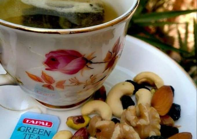Step-by-Step Guide to Make Homemade Green Tea
