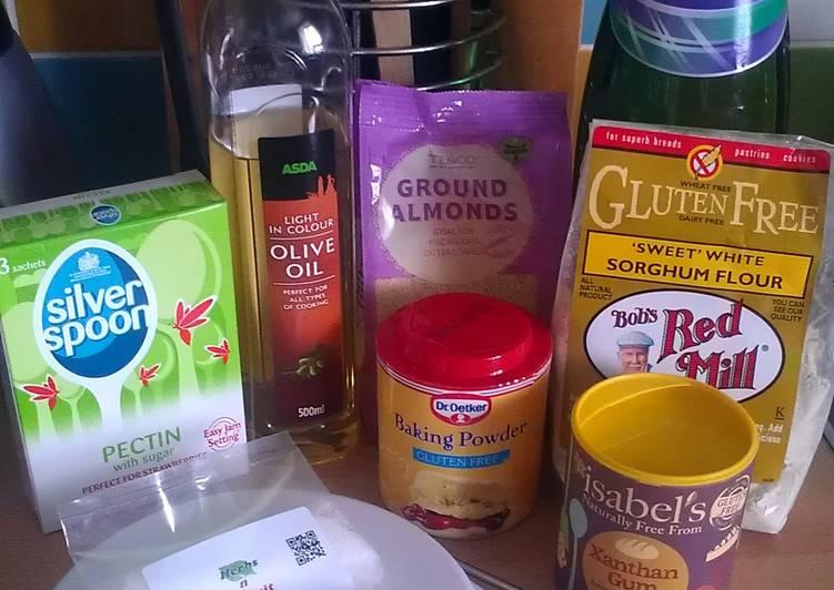 Vickys Gluten-Free Baking Tips!