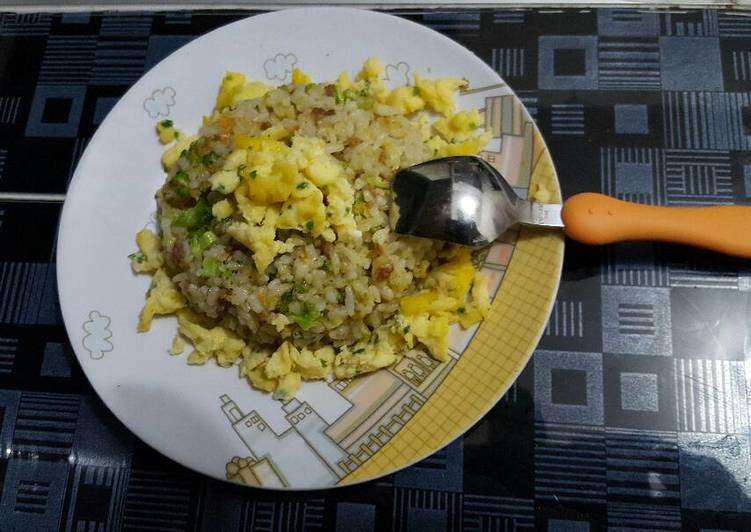 Resep Nasi Goreng Simple Terbaik
