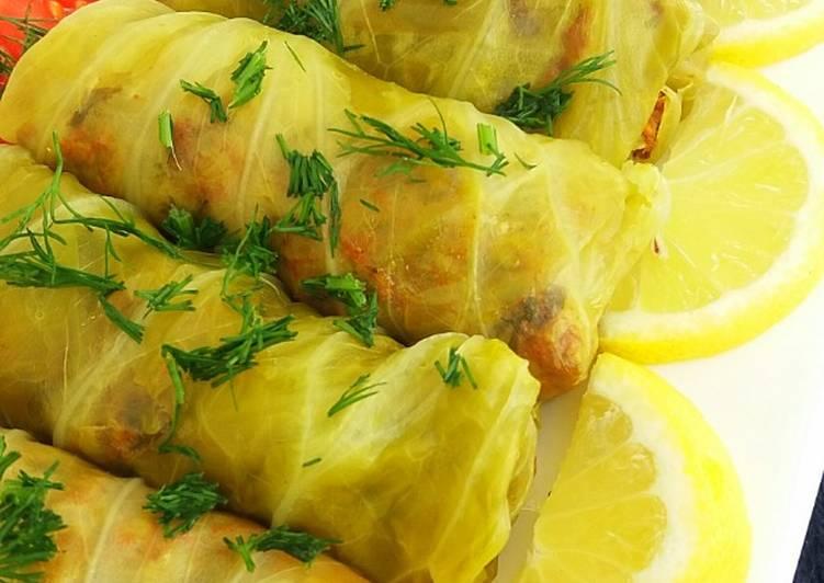 Cabbage Rolls