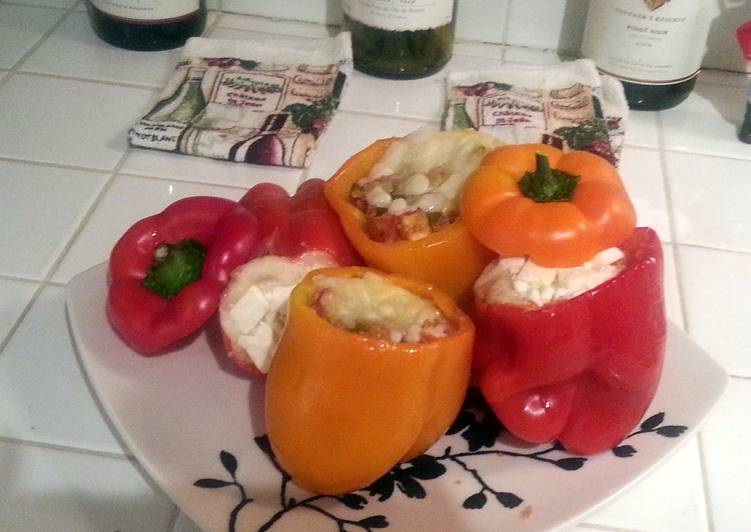 Step-by-Step Guide to Prepare Award-winning Stuffed Peppers with Quinoa