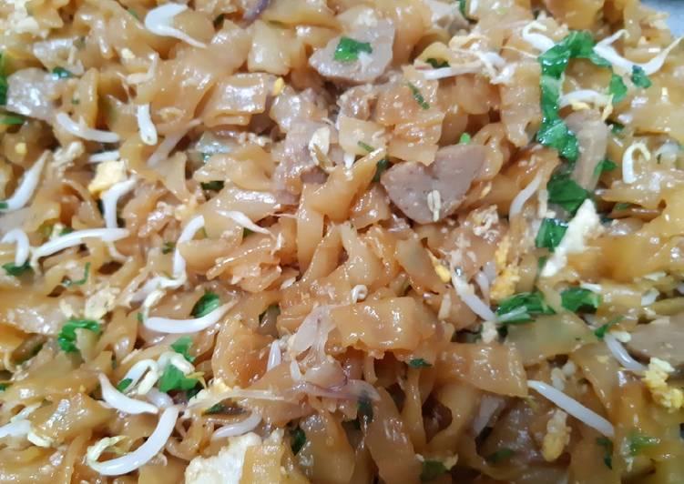 Resep Kwetiaw goreng Anti Gagal