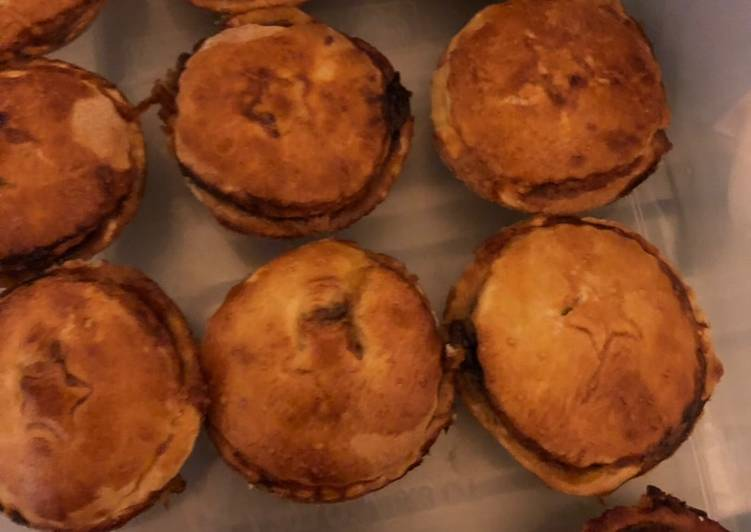 Mince (fruit) Pies