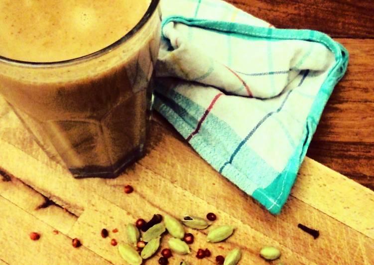 Recipe: Tasty Chai Masala Tea