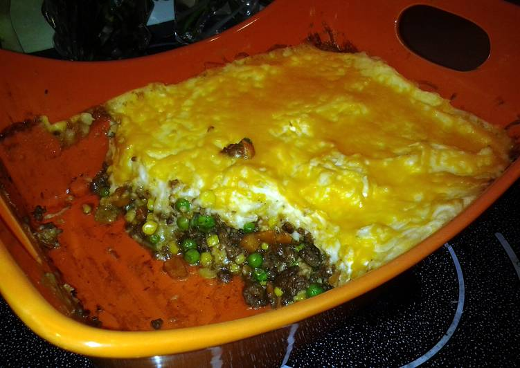 Easiest Way to Prepare Ultimate Shepherd's Pie