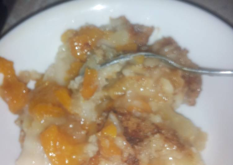 GF Any Fruit Cobbler