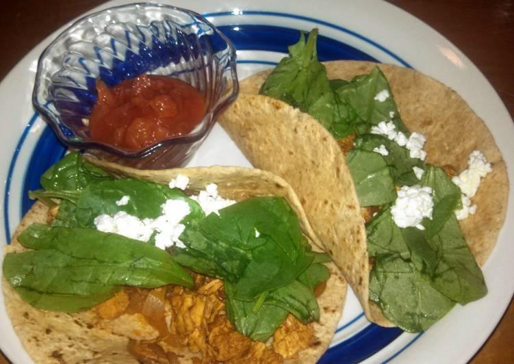 Recipe of Speedy JK's Bajaish Tacos